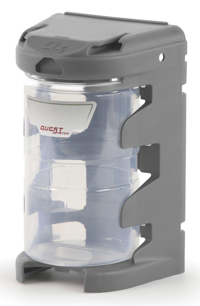 Casier modulable Q4 gris