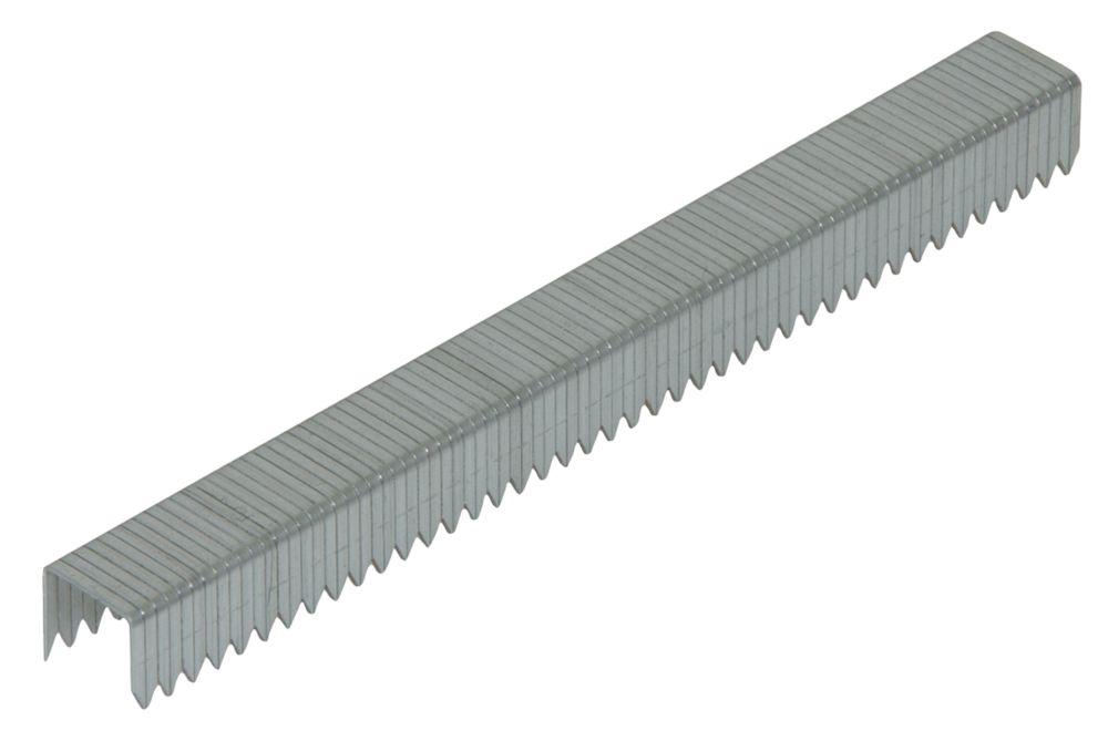 5000agrafes zinguées Easyfix10 x10,6mm