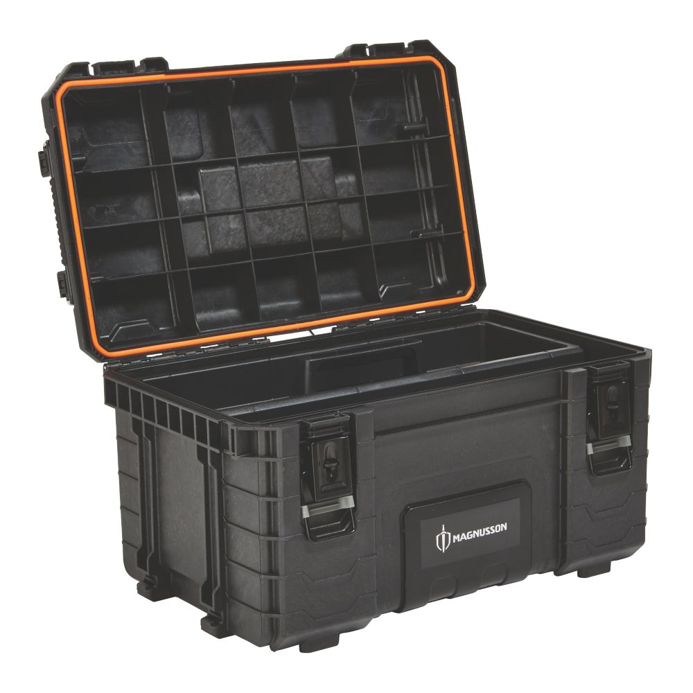 Boîte à outils professionnelle Magnusson 56cm