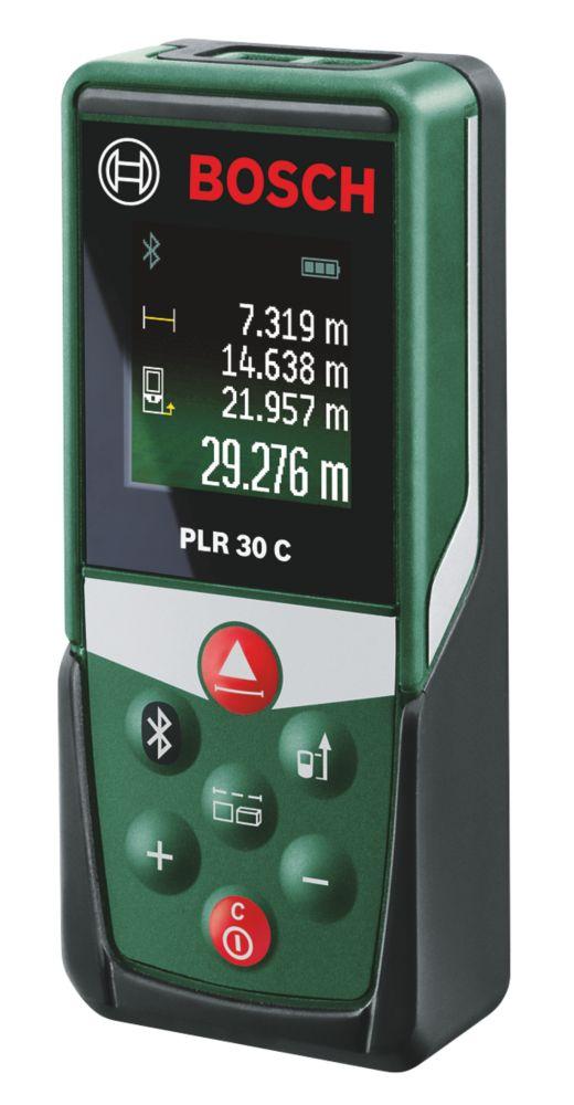 Télémètre laser Bosch PLR30C
