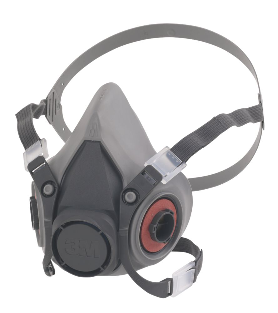 Demi-masque tailleM 3M Série6000 sans filtre