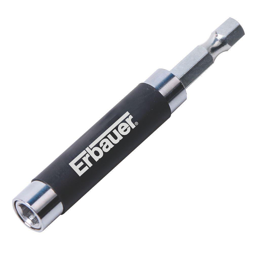 Porte-embout rétractable court Erbauer 80mm