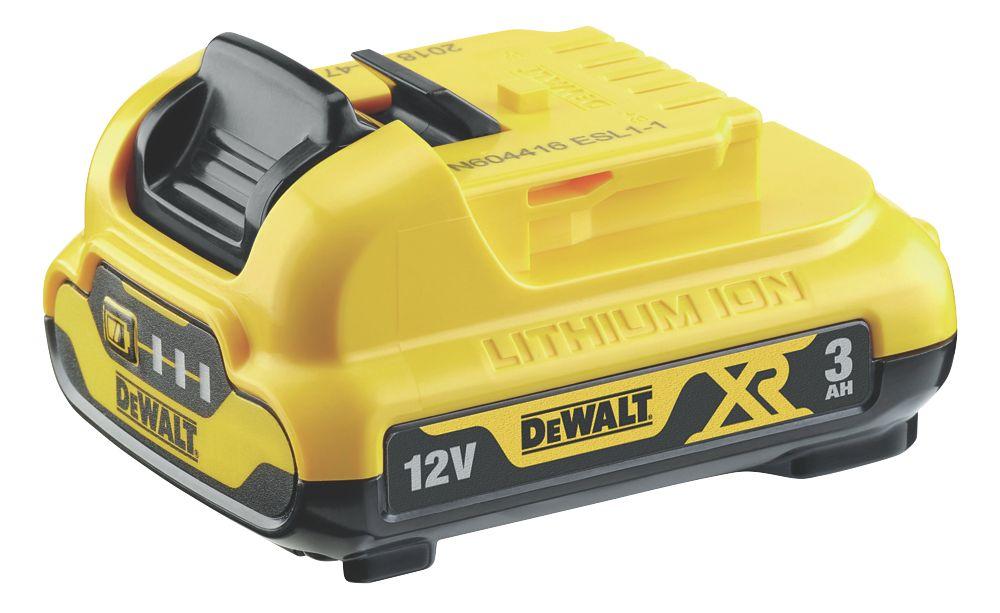 Batterie DeWalt XR DCB124-XJ 12V 3,0Ah Li-ion