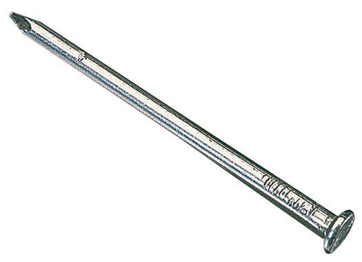 1kg de clous à tête plate brillants Easyfix3,75 x75mm