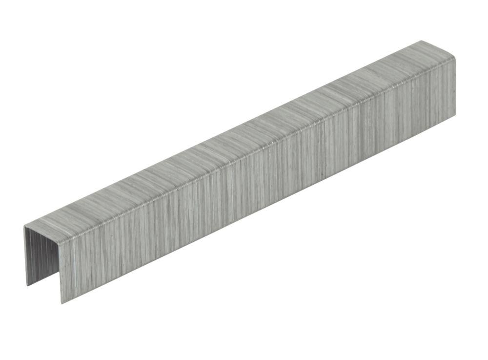 Agrafes galvanisées pour travaux lourds série140 Tacwise 14 x10,6mm pack de 5000