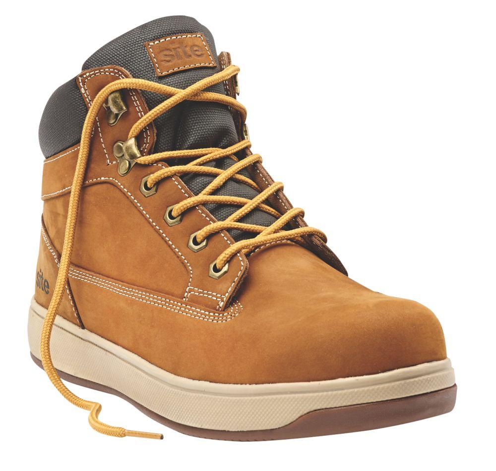 Chaussures de sécurité Site Touchstone miel foncé taille 41