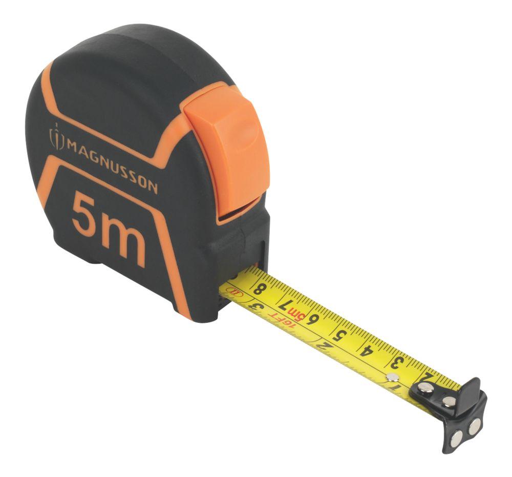 Mètre ruban Magnusson 5m