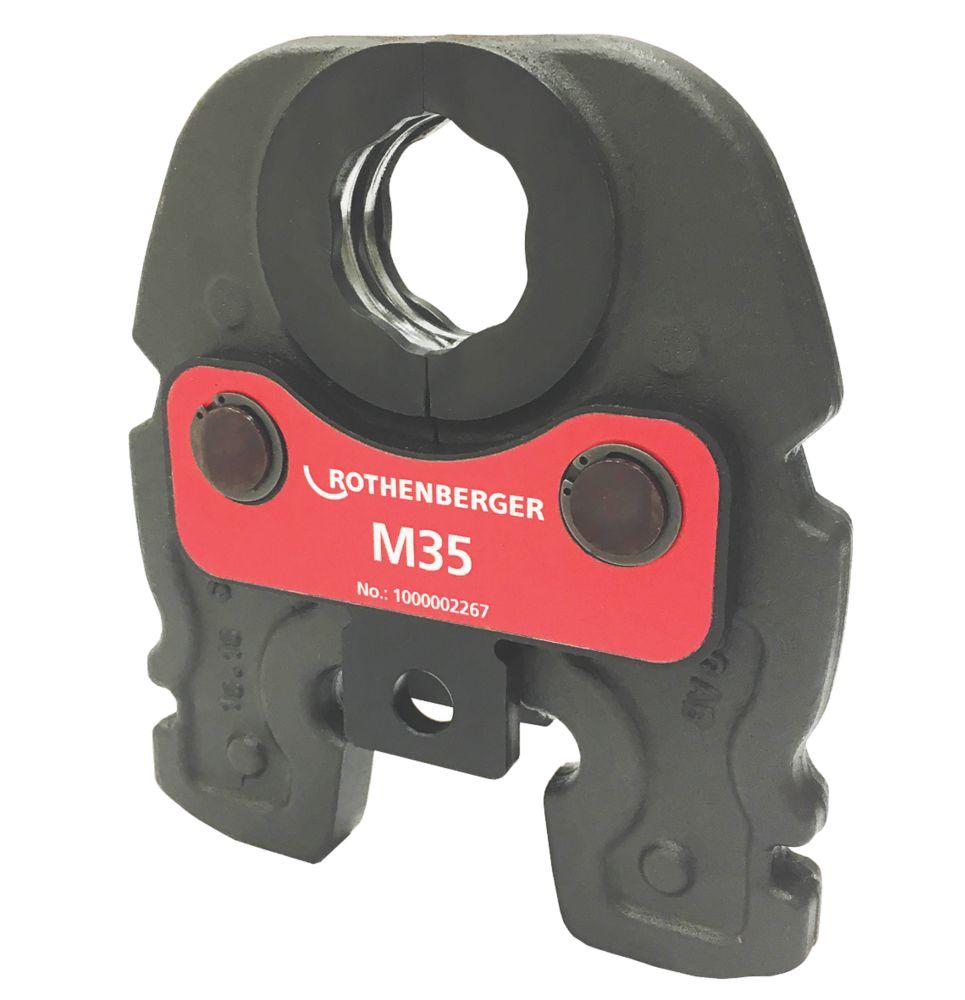 Mâchoire pour presse Romax Compact TT Rothenberger