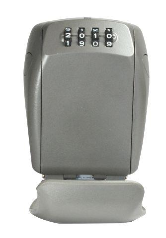 Coffre-fort pour clés à combinaison résistant aux intempéries et renforcé Master Lock