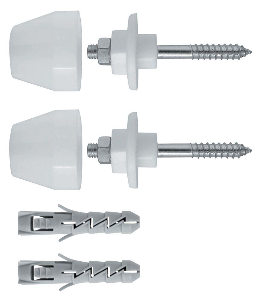 Kit de fixation pour lavabo Rawlplug R-S1-KPU120