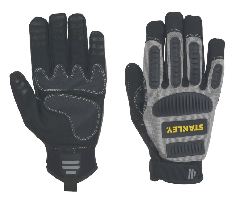 Gants Stanley EXTREME Performance gris tailleL