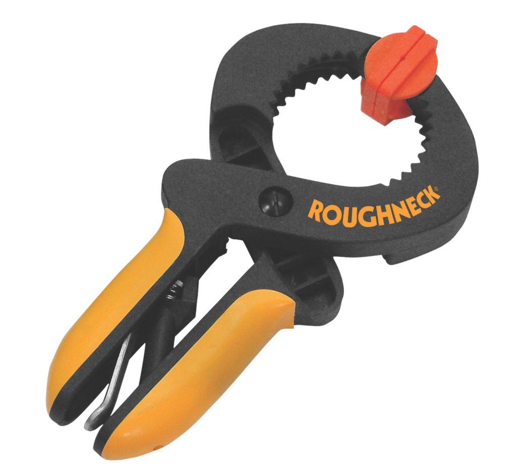 """Pince de serrage à cliquet Roughneck 3"""""""