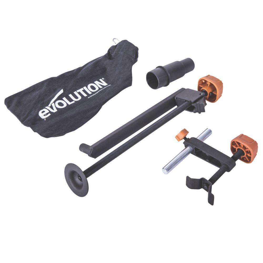 Pack d'accessoires pour scie à onglet Evolution R210 210mm, 4pièces