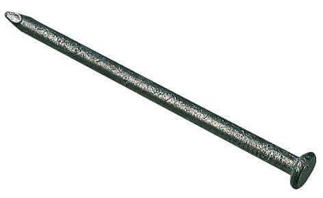 1kg de clous à tête plate galvanisés anticorrosion Easyfix3,75 x75mm