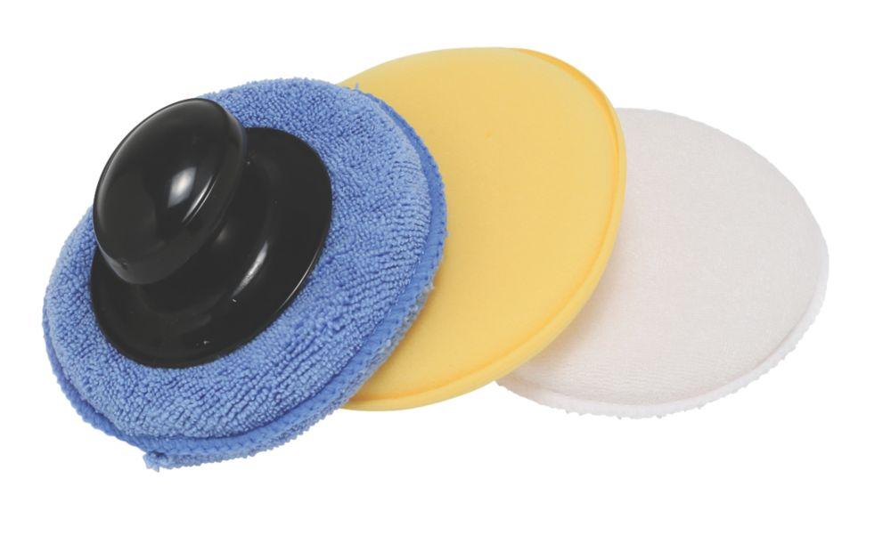 Tampons applicateurs de polish Hilka Pro-Craft