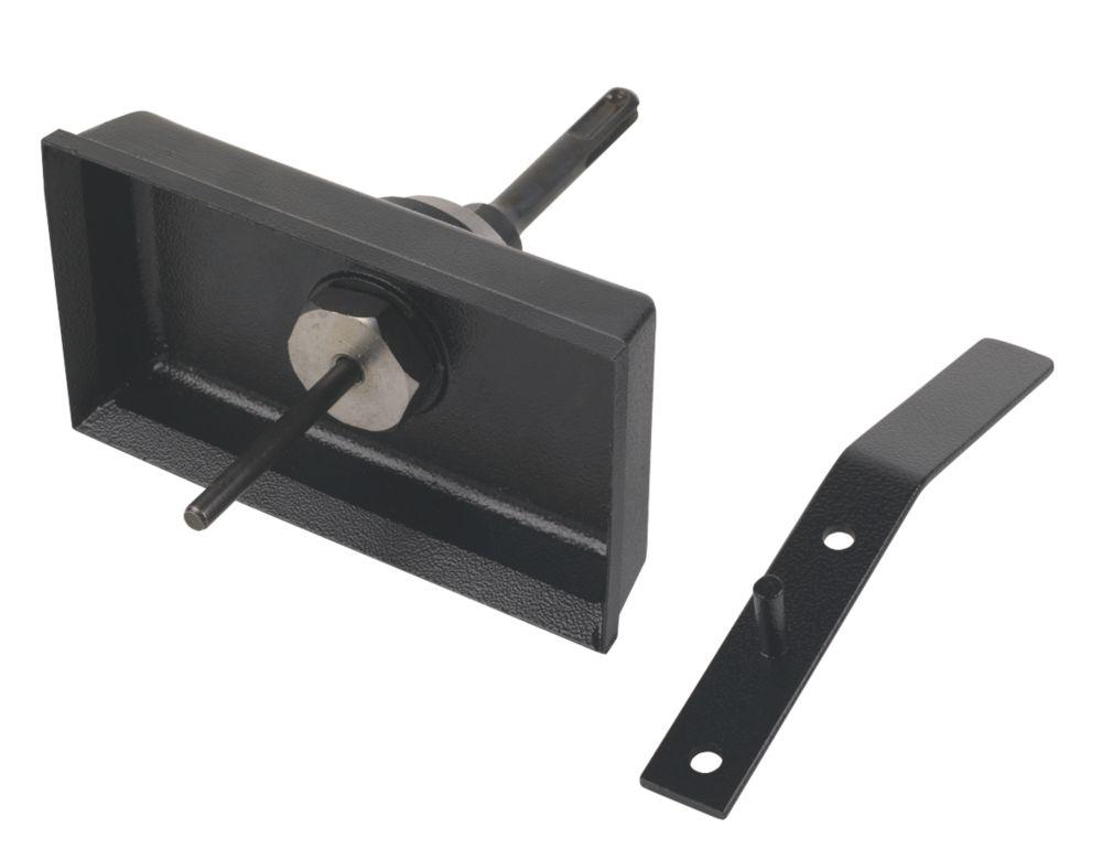 Scie-cloche carrée pour boîtiers doubles Armeg EBS