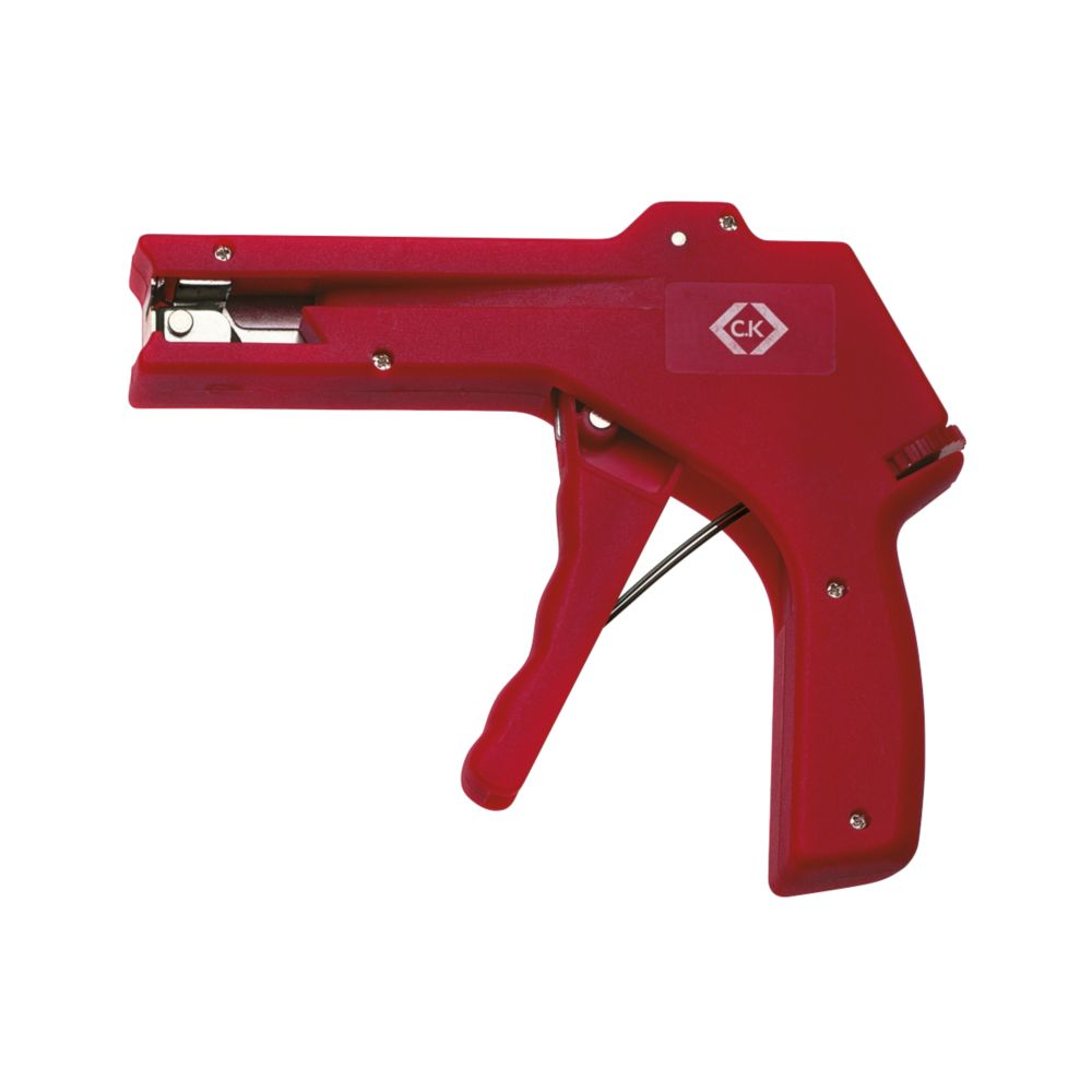 Pistolet pour colliers de serrage C.K