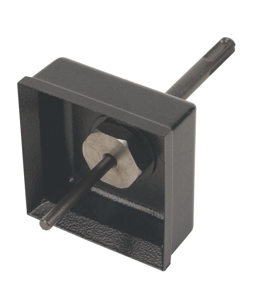 Scie-cloche carrée pour boîtiers simples Armeg EBS