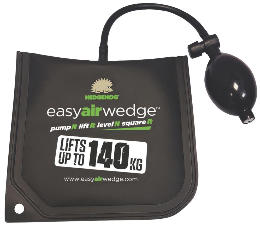 Coussin de levage et de mise à niveau gonflable Hedgehog Easy Air Wedge 170mm x165mm