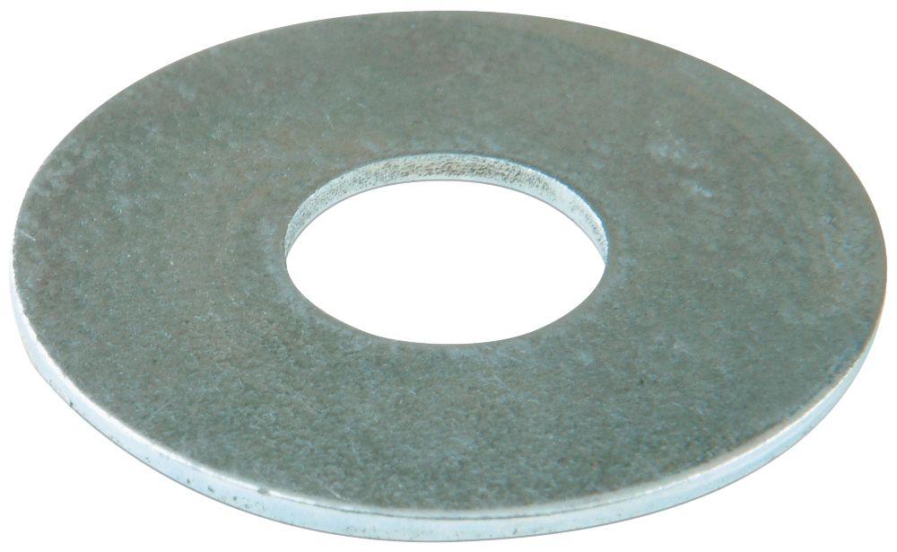 100rondelles plates larges en acier Easyfix M3 x0,8mm