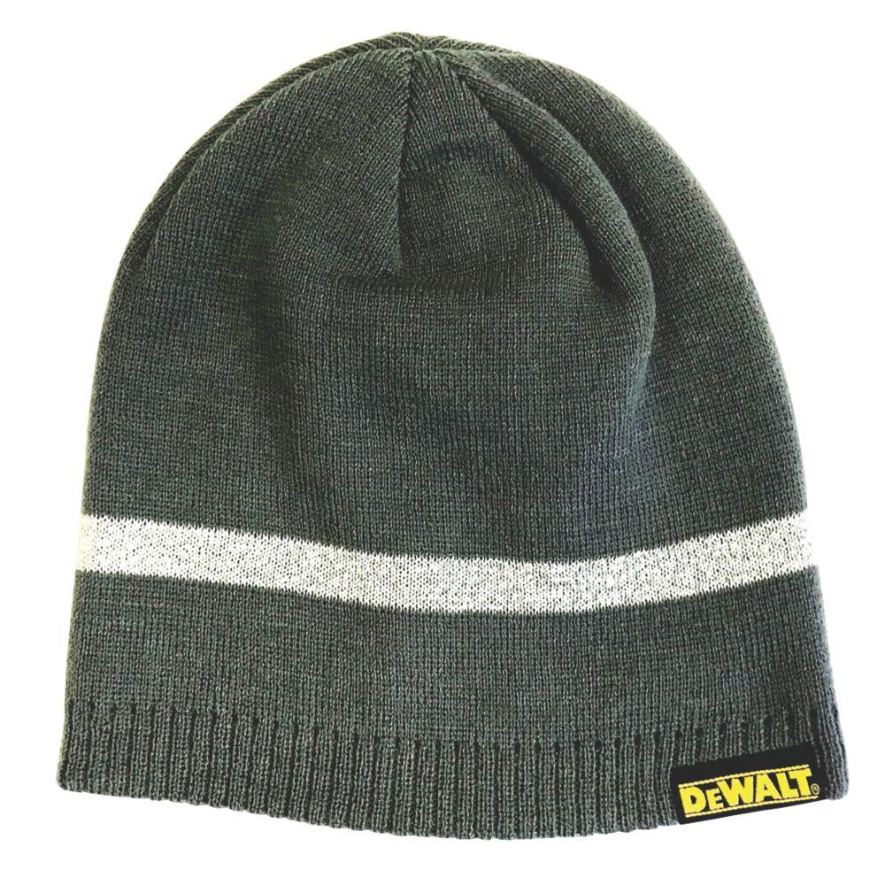Bonnet DeWalt gris
