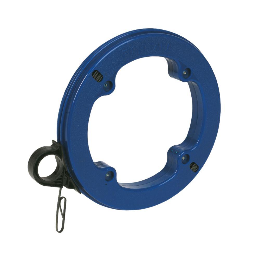 Ruban tire-fil avec enrouleur 15m (50ft)