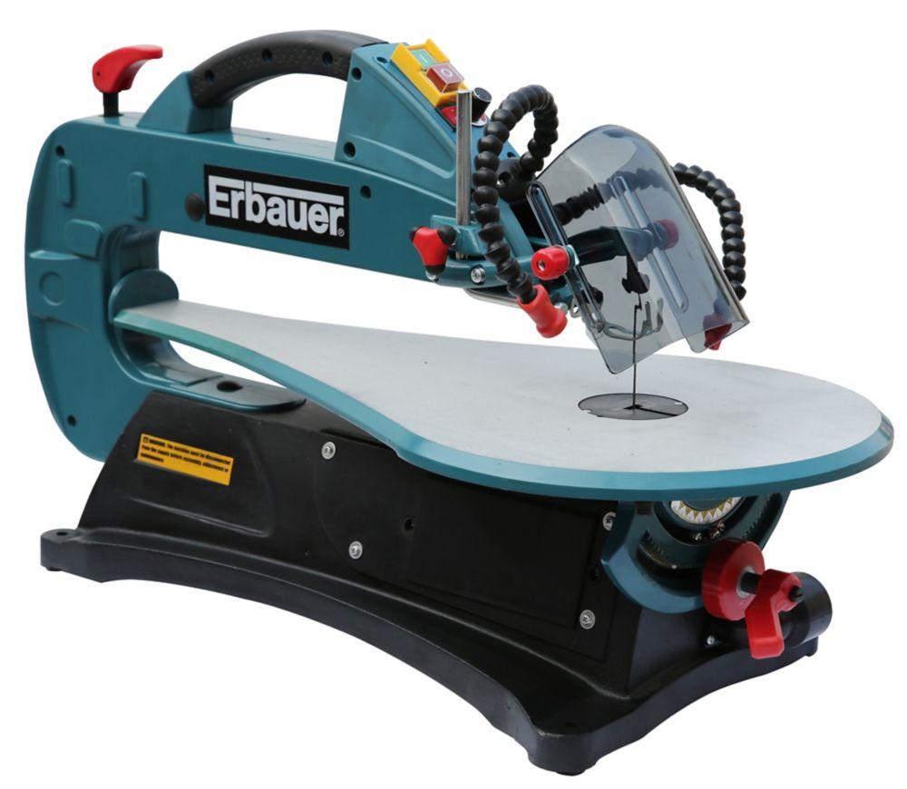 Scie à chantourner Erbauer ERB704SSW 1600trs/min variable