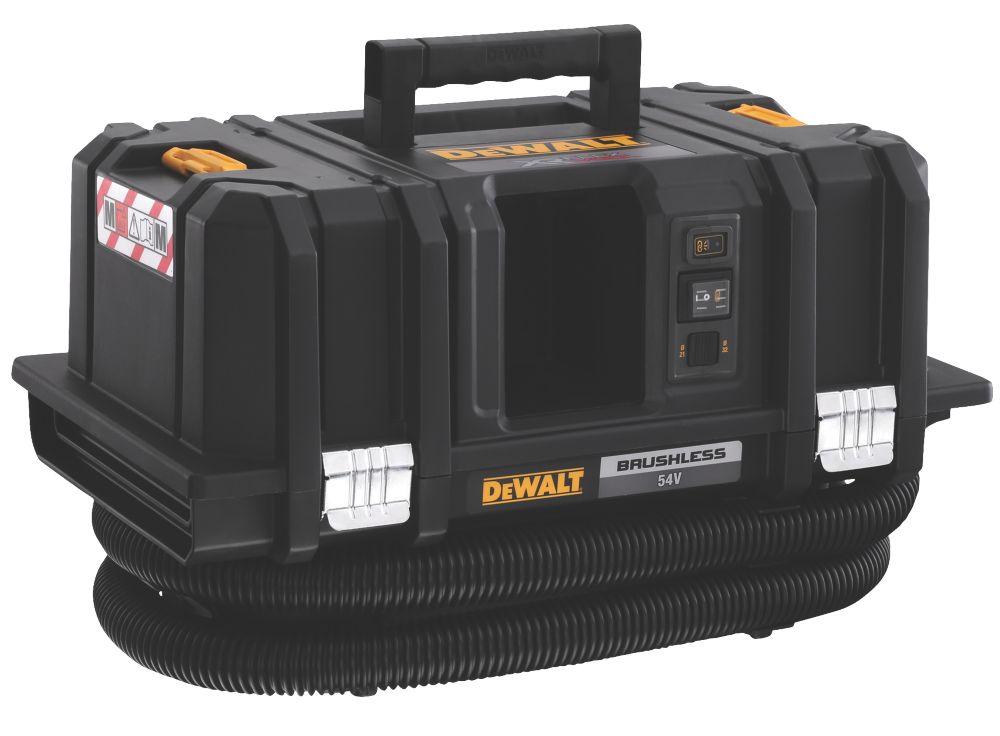 Extracteur de poussière de classeM sans fil moteur sans charbon DeWalt XR FlexVolt DCV586MN-XJ 54V Li-ion - Sans batterie