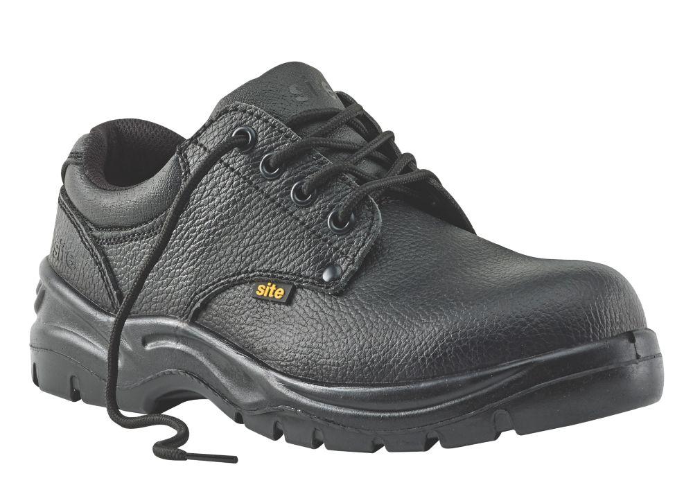 Chaussures de sécurité Site Coal noires taille 42