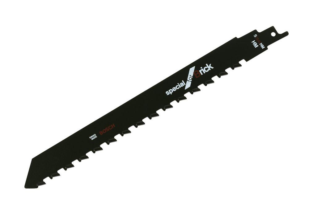 Lame de scie sabre pour briques Bosch S1543HM 240mm