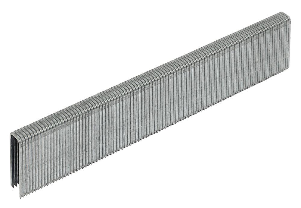 Agrafes divergentes galvanisées série91 Tacwise 22 x5,95mm pack de 1000