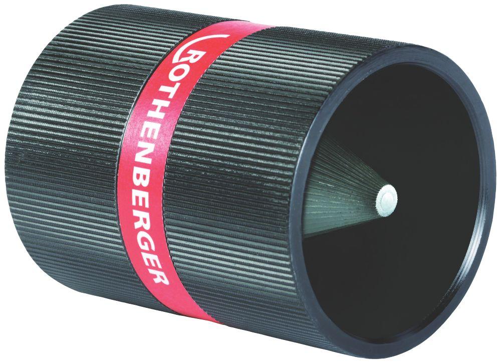 Ébavureur pour tubes intérieurs et extérieurs Rothenberger 6à 35mm