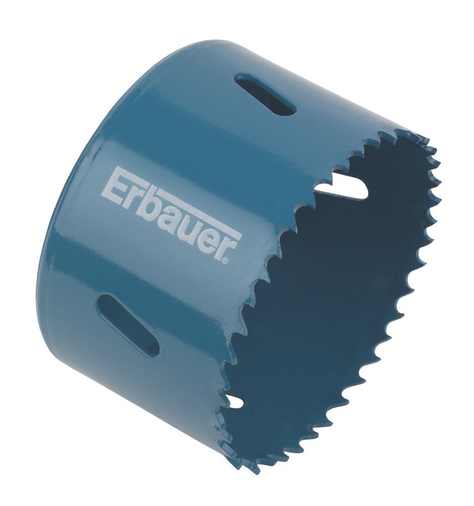 Scie-cloche bimétal multi-matériaux Erbauer 64mm