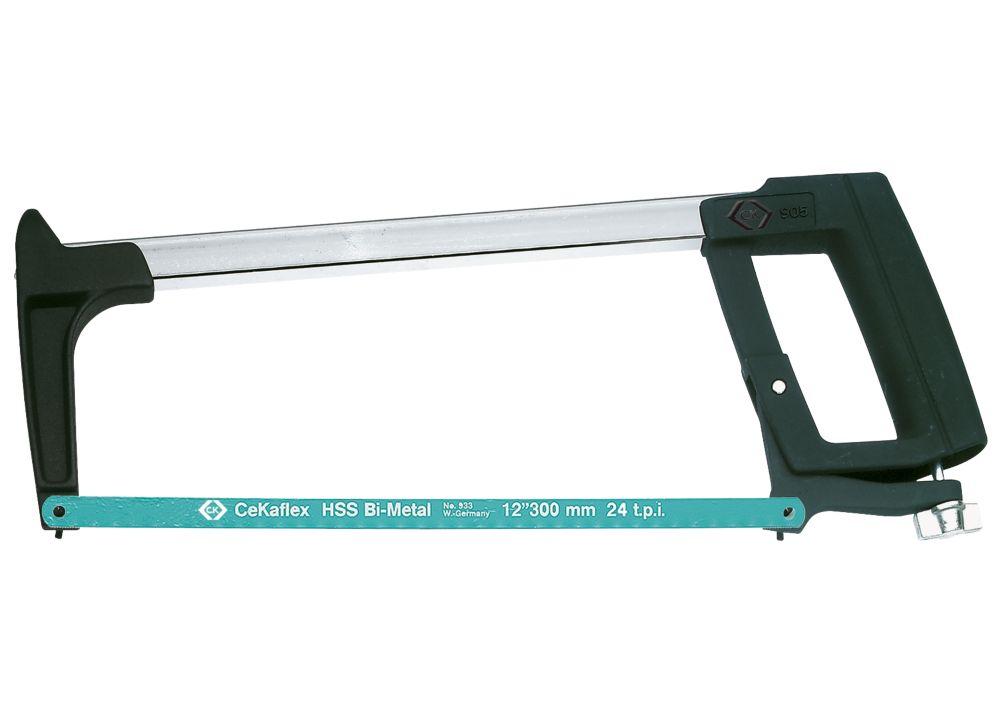 """Scie à métaux haute résistance 24dpp C.K 12"""" (300mm)"""