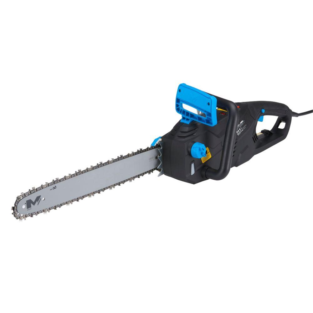 Tronçonneuse électrique Mac Allister 2400 W guide 45 cm