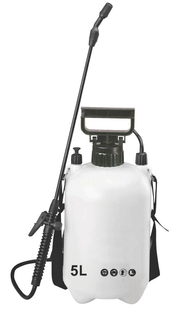 Pulvérisateur sous pression SX-CS5 blanc /noir 5L