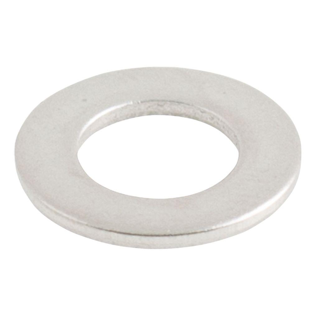 100rondelles plates en acier inoxydable A2 Easyfix M6 x1,6mm