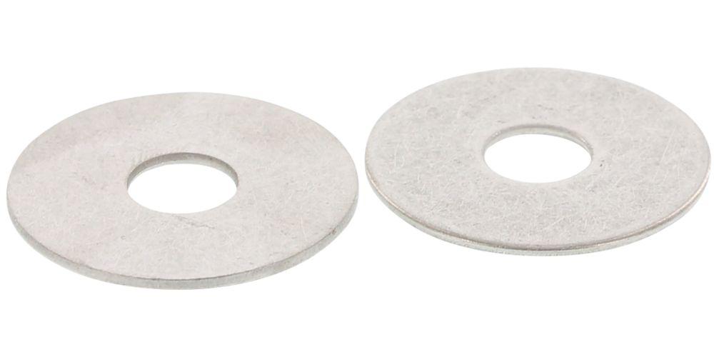 50rondelles plates extralarges en acier inoxydable A2 Easyfix M16 x1,5mm