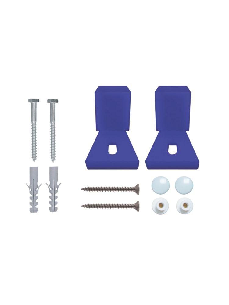 Kit de fixation réglable pour WC/bidet Rawlplug67-488