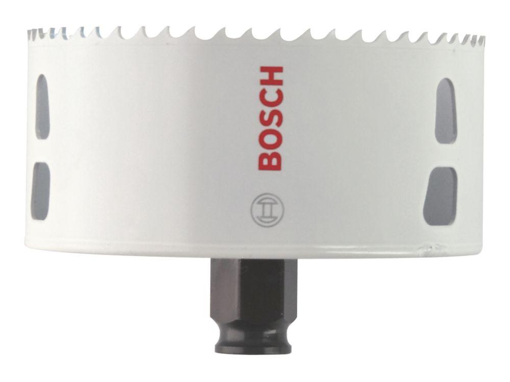Scie-cloche bimétal HSS multi-matériaux Bosch 102mm
