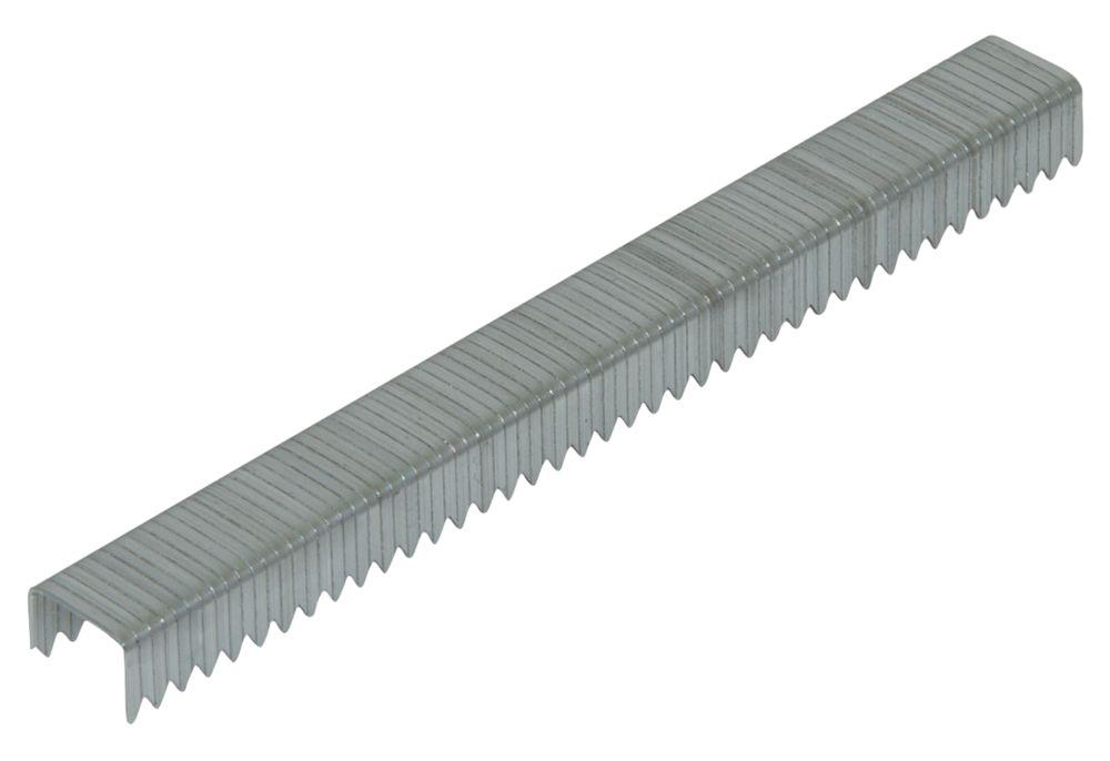 5000agrafes zinguées Easyfix8 x10,6mm