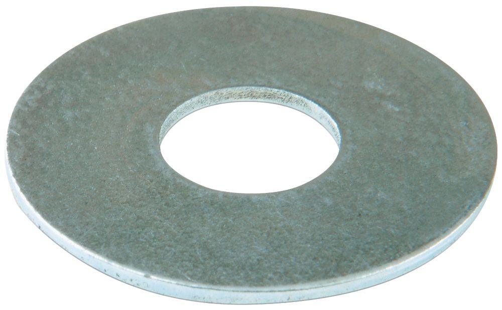 50rondelles plates larges en acier Easyfix M16 x3mm