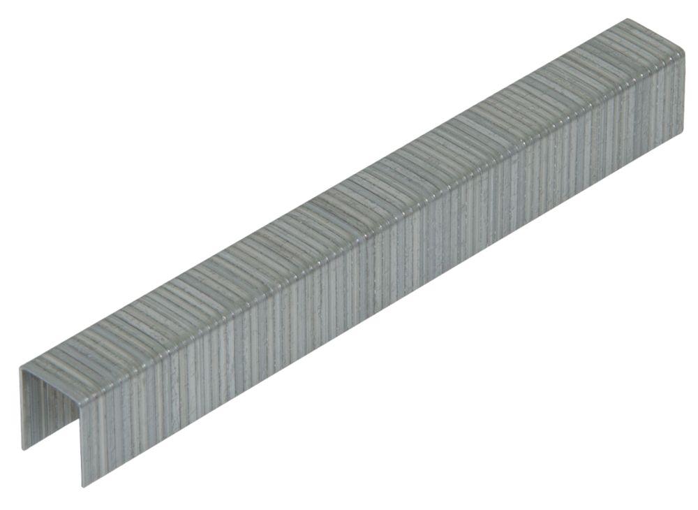 5000agrafes zinguées Easyfix12 x10,6mm