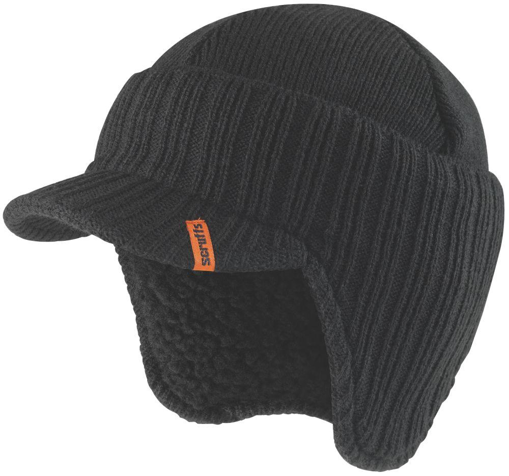 Bonnet à visière Scruffs T50986 noir