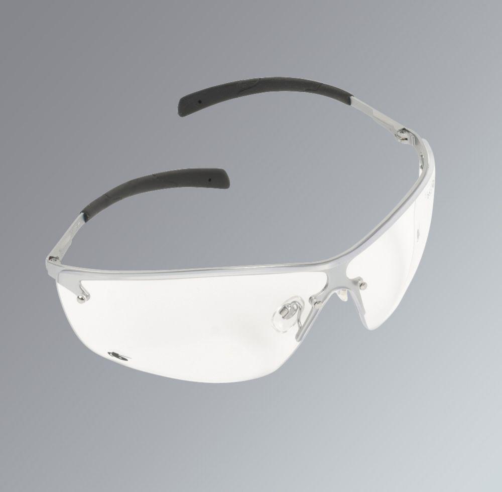 Lunettes de protection à verre transparent Bolle Silium
