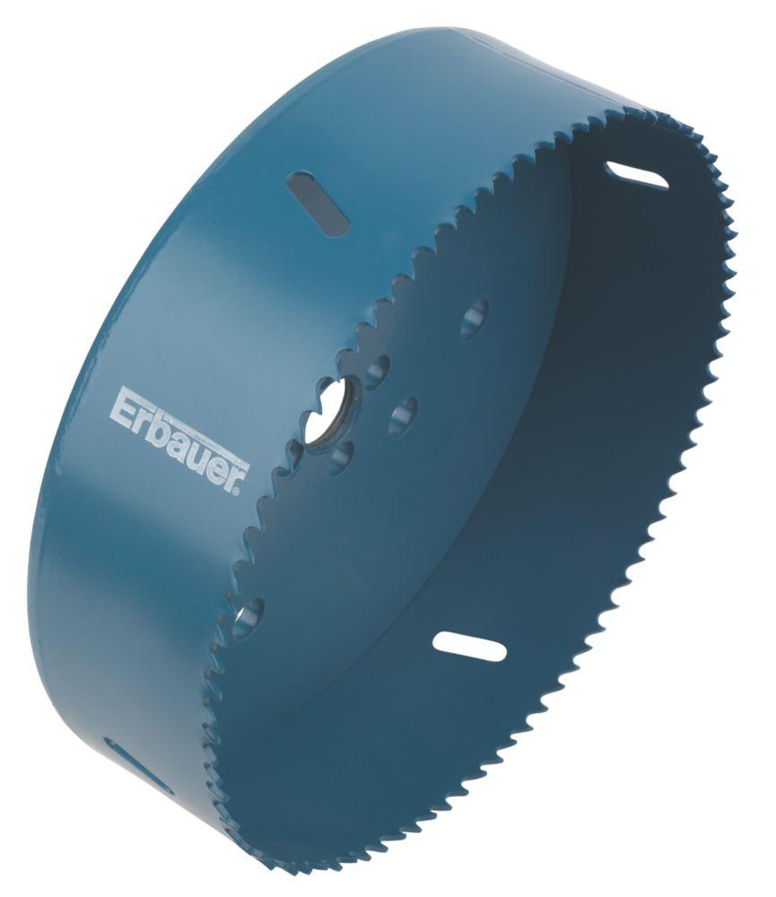 Scie-cloche bimétal multi-matériaux Erbauer 152mm