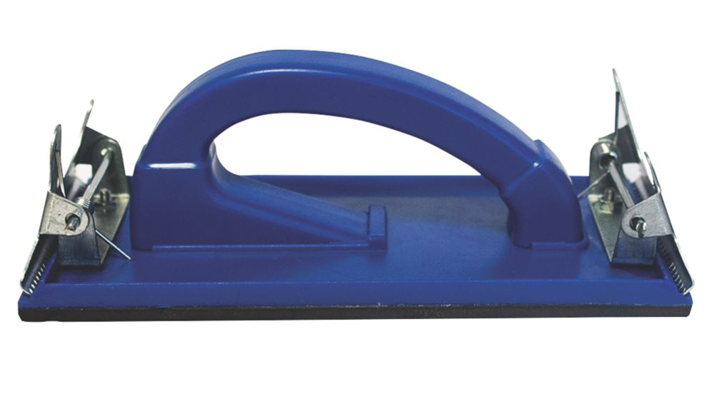 Ponceuse manuelle Flexovit185 x93mm