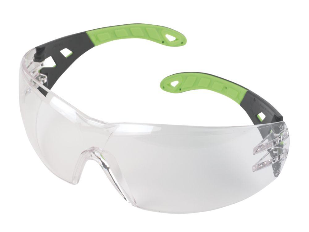Lunettes de protection à verre transparent Uvex Pheos