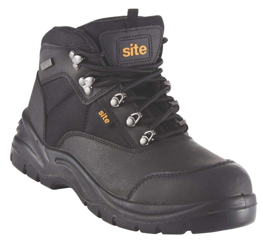 Chaussures de sécurité Site Onyx noires taille 43