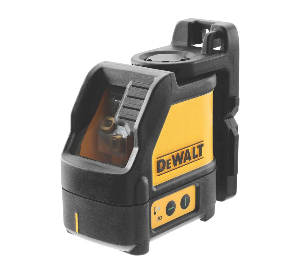 Niveau laser en croix à mise à niveau automatique vert DW088CG-XJ DeWalt